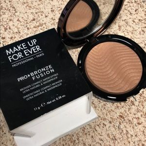 Brand New Make Up Forever Pro Bronze Fusion